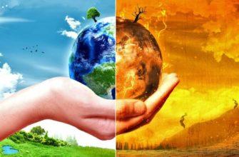 Как человек изменил природу