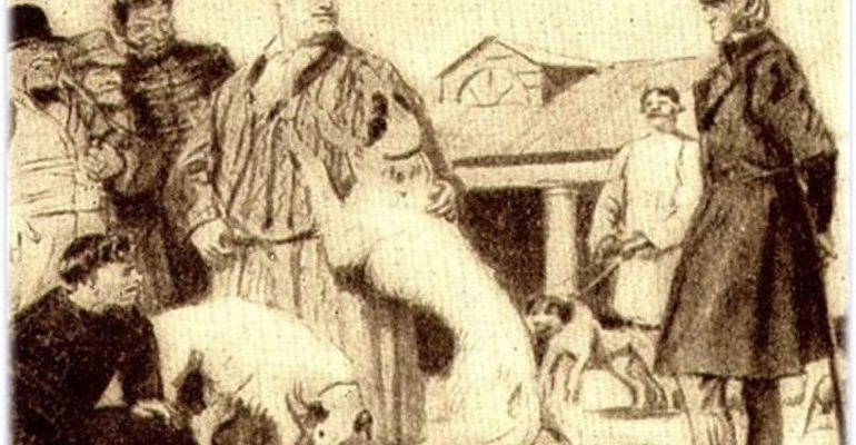 Дубровский и троекуров отношение к крестьянам