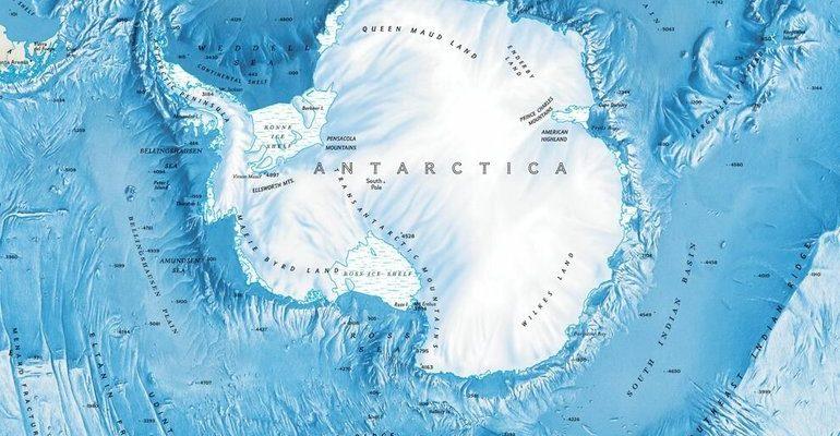 Где антарктида