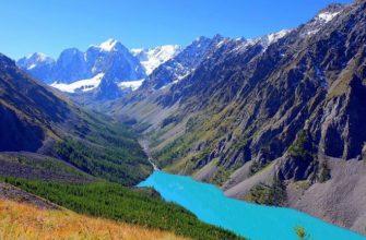 Горный пояс Южной Сибири
