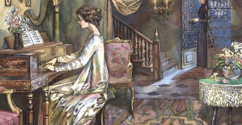 Гранатовый браслет читательский дневник