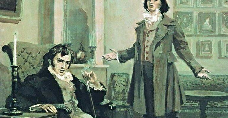 Характеристика ленского в романе евгений онегин