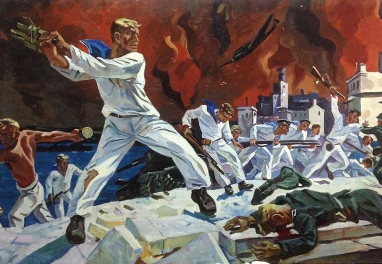 Стихи о героях Отечества России и героизме