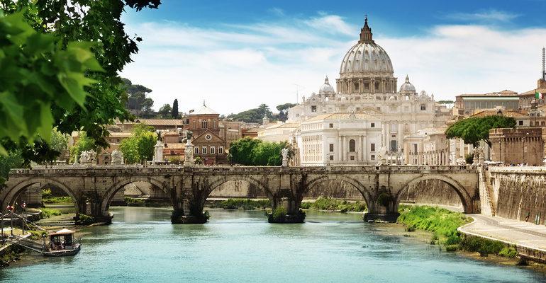 Италия столица, регионы, площадь