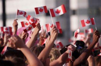 Канада население