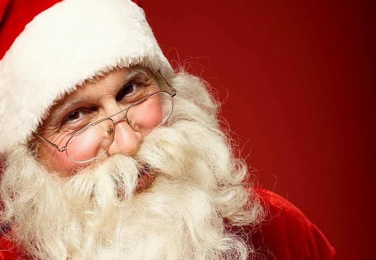Стихи про Деда Мороза короткие