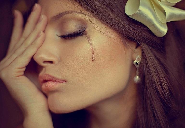Стихи про слезы