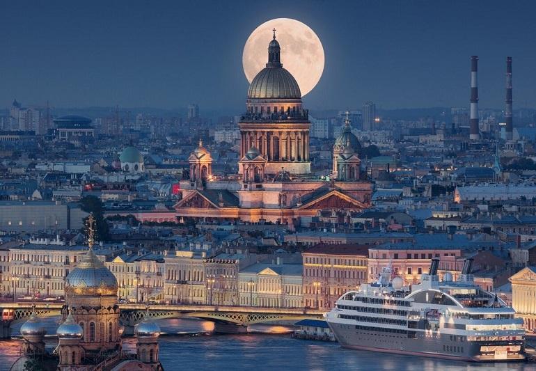 Стихи о Петербурге известных поэтов