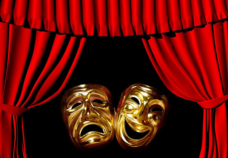 Стихи про актеров и актрис театра и кино