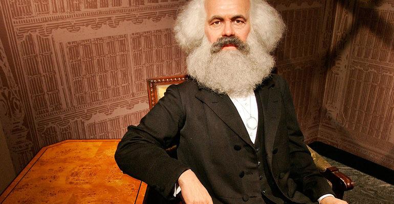 Маркс биография