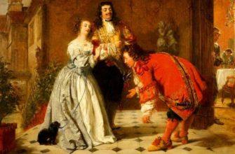 Мещанин во дворянстве краткое содержание