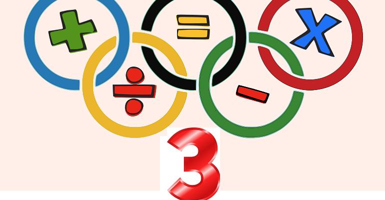 Олимпиадные задания по математике 3 класс