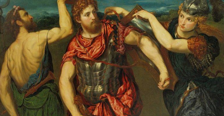 Персей и андромеда миф краткое содержание