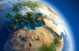 Почему рельеф земли очень разнообразен