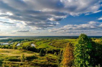 Природа нижегородского края
