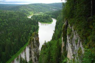 Природная зона Пермского края