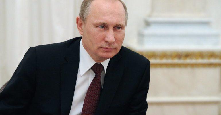 Путин владимир владимирович биография
