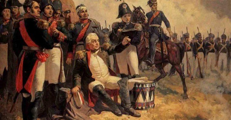 Рассказ о войне 1812 года 4 класс