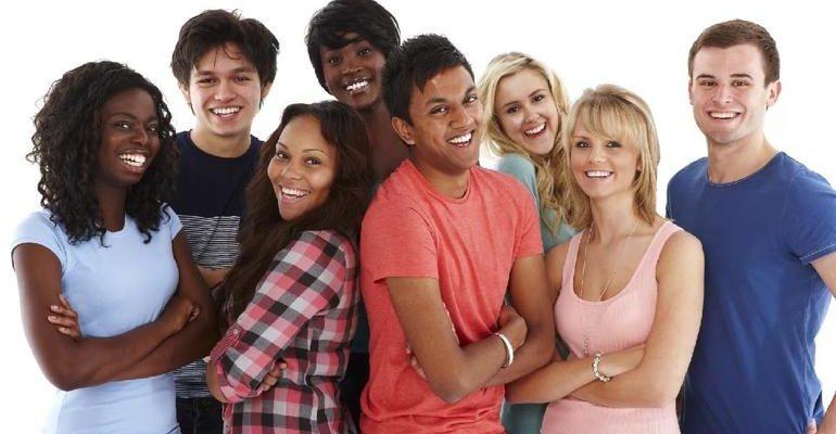 Расы человека (биология 8 класс)