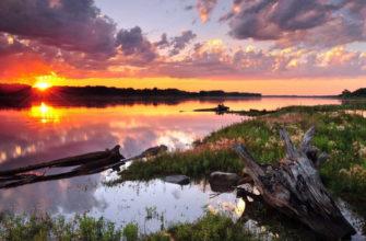 Река миссури