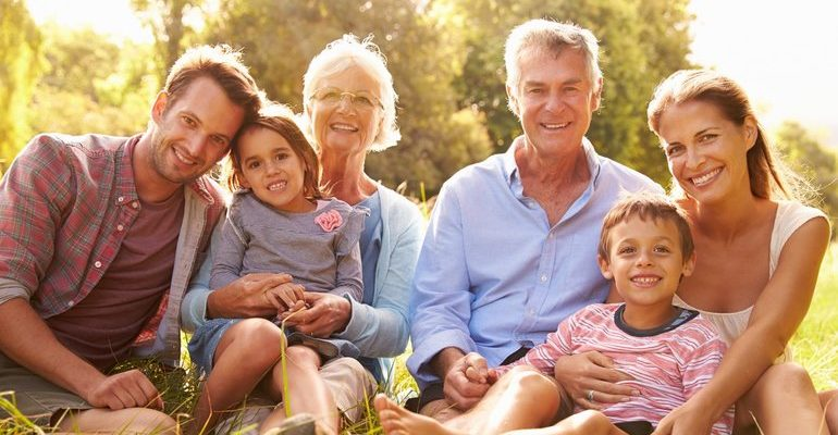Семья и семейные отношения