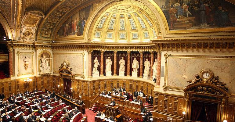 Состав парламента Франции