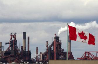 Специализация промышленности канады