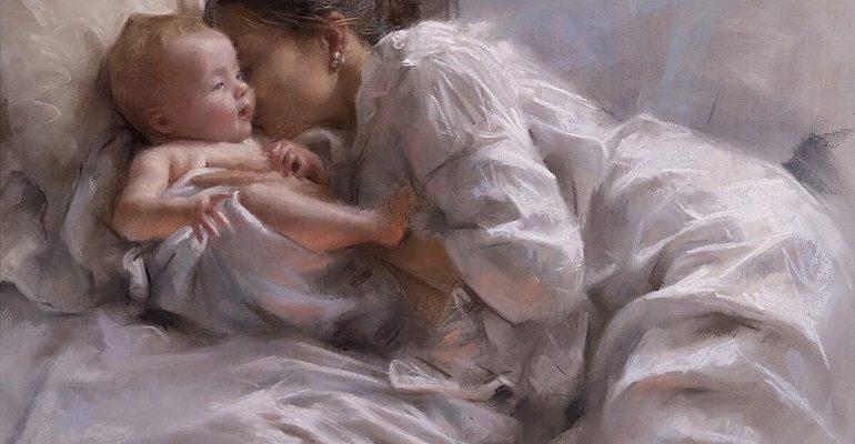 Стихи классиков о маме