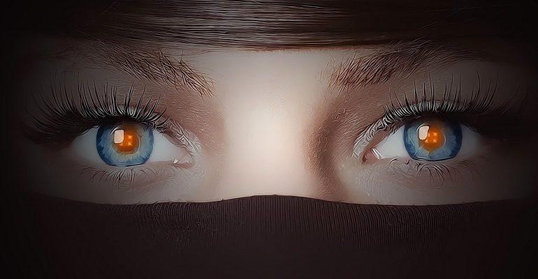 Стихи про глаза