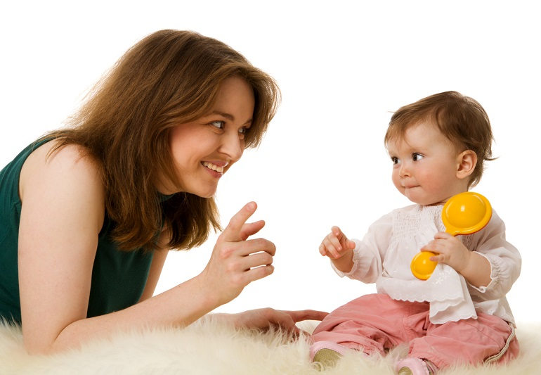 Детские потешки для самых маленьких
