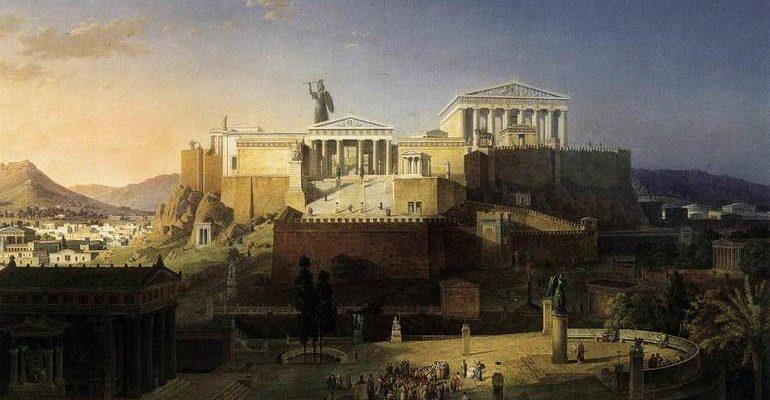 Теории происхождения государства