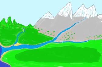 Водосборный бассейн реки
