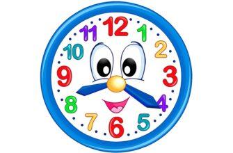 Загадки про часы