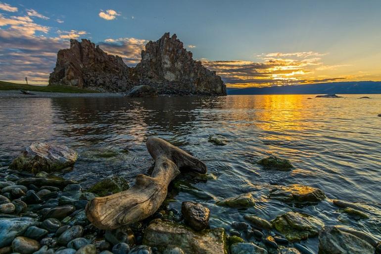 Стихи про озеро Байкал