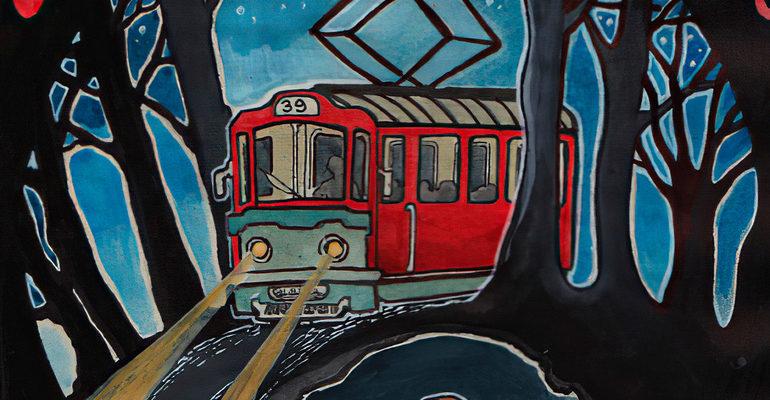 анализ стиха заблудившийся трамвай гумилев
