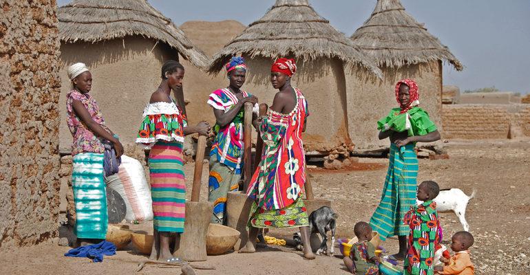 Государства западной африки