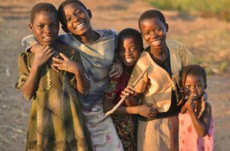 Коренное население африки