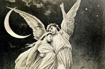 Лермонтов ангел анализ стихотворения