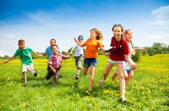 Лето — любимое время года каждого школьника
