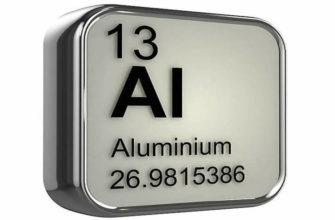 Металл алюминий (Al)