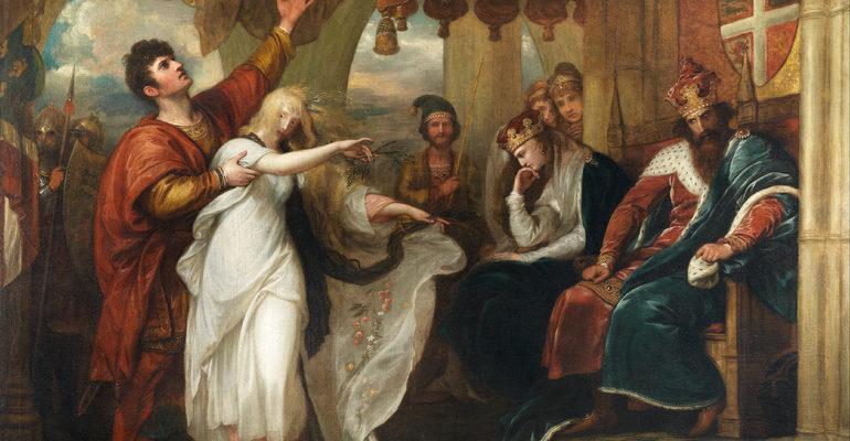 Образ гамлета в трагедии шекспира