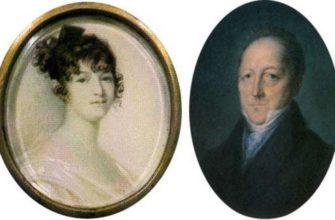Родители пушкина фото