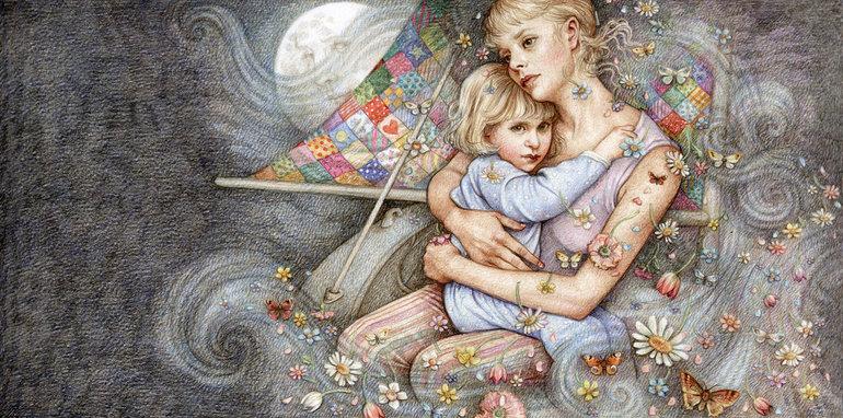 Сочинение на тему сила материнской любви