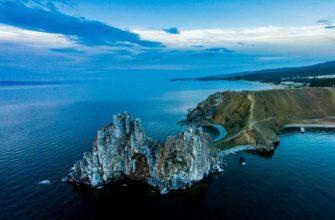 Стихи про Байкал озеро