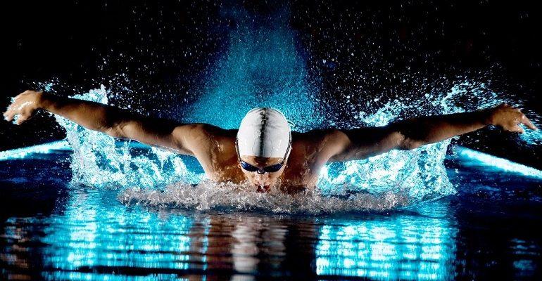 Стихи про плавание
