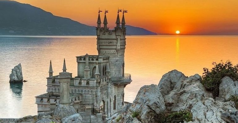 Стихотворения о Крыме