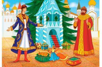 Тема сказки о царе салтане